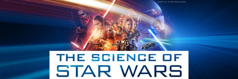 Discover the Science of Star Wars with Jon Chase at Flowerfield Arts Centre on Monday 17th February from 12pm to 1pm. Tickets for this family friendly event cost £6.