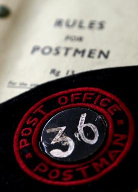 Postman's Armband