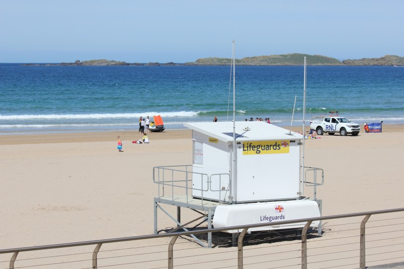 Seasonal RNLI Beach Lifeguard Unit