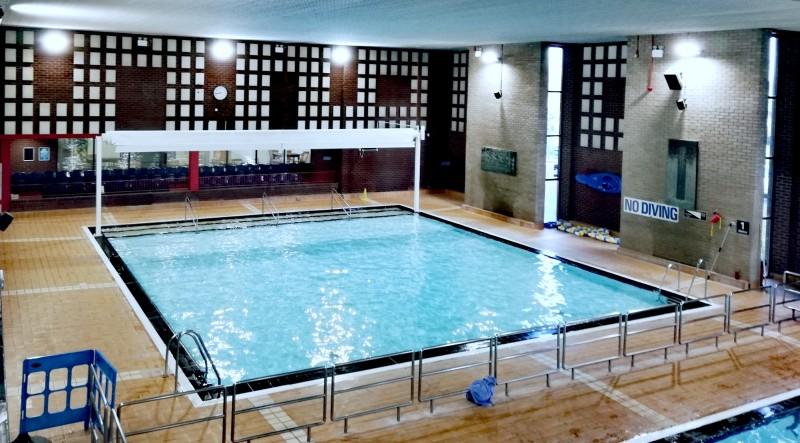 Joey Dunlop Leisure Centre - Causeway Coast & Glens Borough