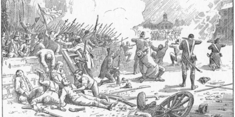 Battle of Antrim
