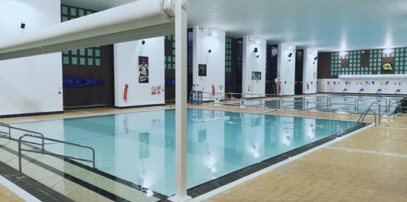 Joey Dunlop Leisure Centre Main Pool