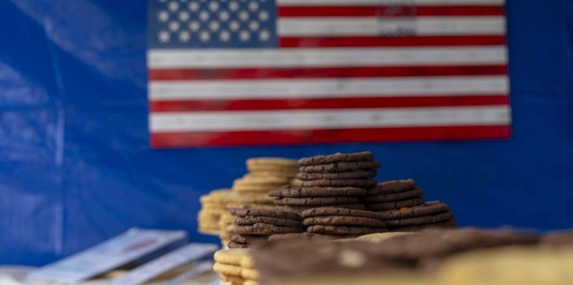 Big Ted's American Cookies
