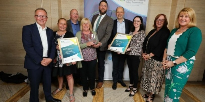 Causeway Coast and Glens Policing and Community Safety Partnership recognised at inaugural awards ceremony