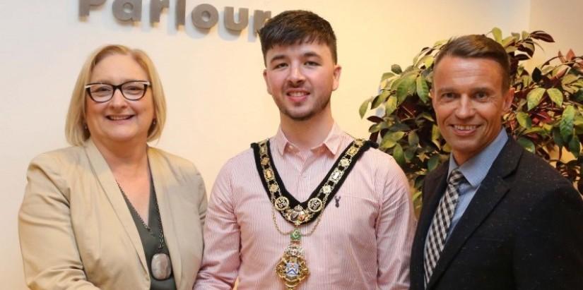 Councillor Sean Bateson
