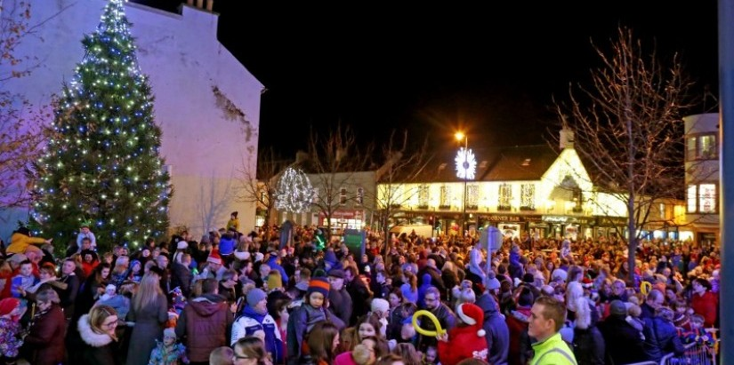 Limavady Christmas switch on 2017