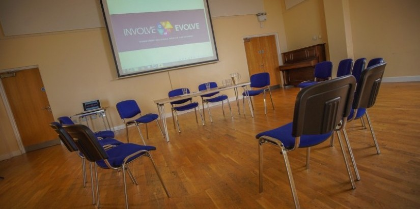 Meeting Space at Community Centre