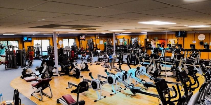 Joey Dunlop Leisure Centre Fitness Suite