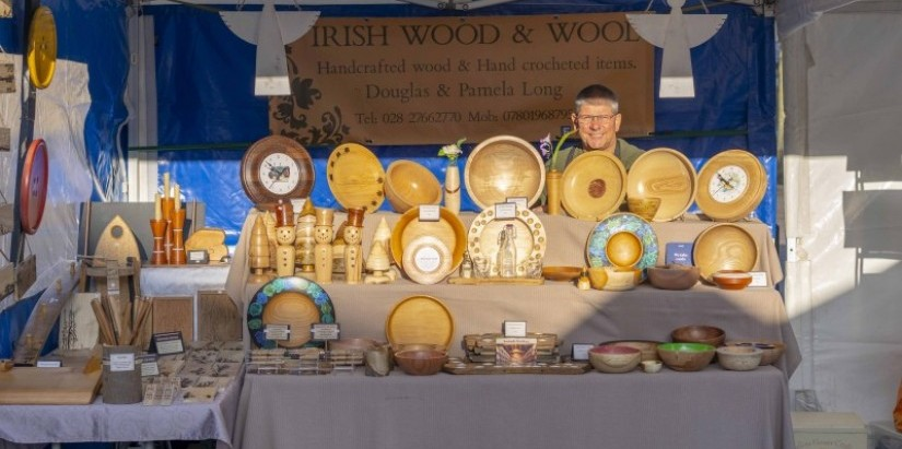 Irish Wood & Wool