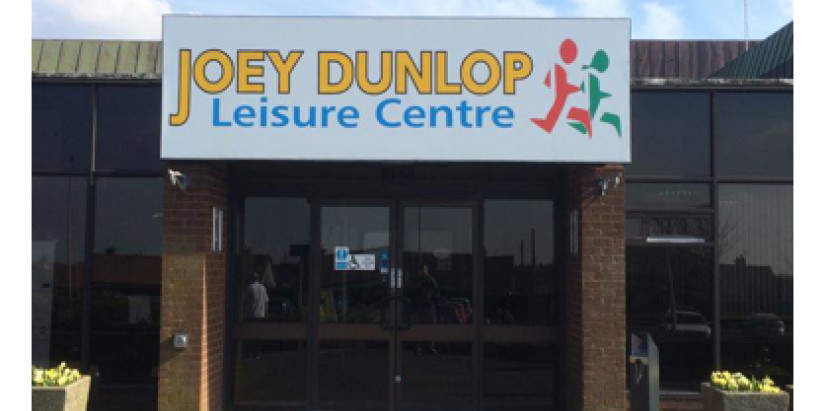 Joey Dunlop Leisure Centre Ballymoney