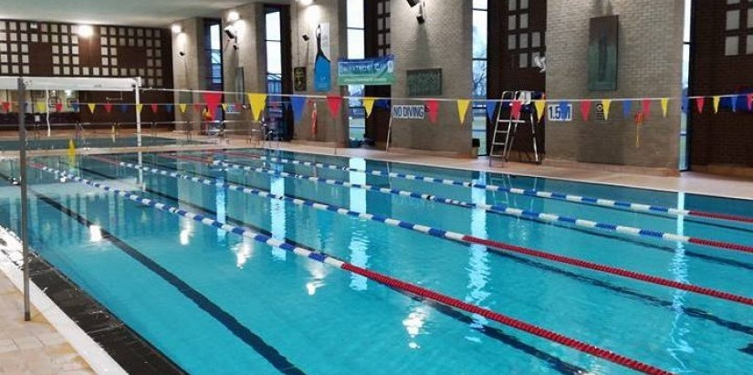 Joey Dunlop Leisure Centre Main Pool