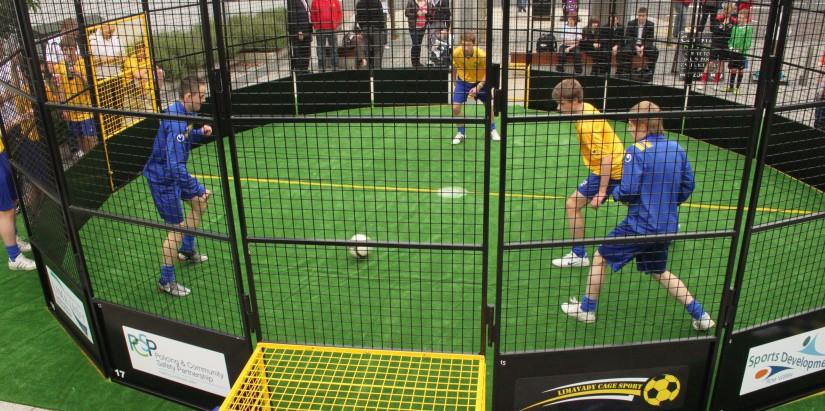 PCSP - Cage Soccer