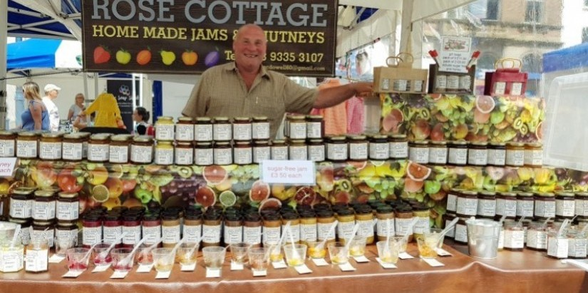 Rose Cottage Jams & Chutneys