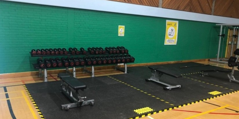 Strength & Conditioning at RVLC