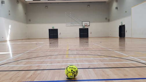 Dungiven Sports Centre Indoor Hall