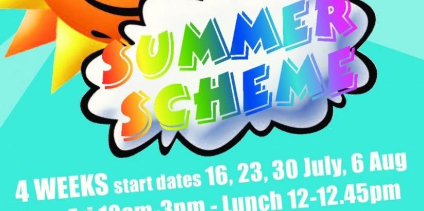 Summer Scheme