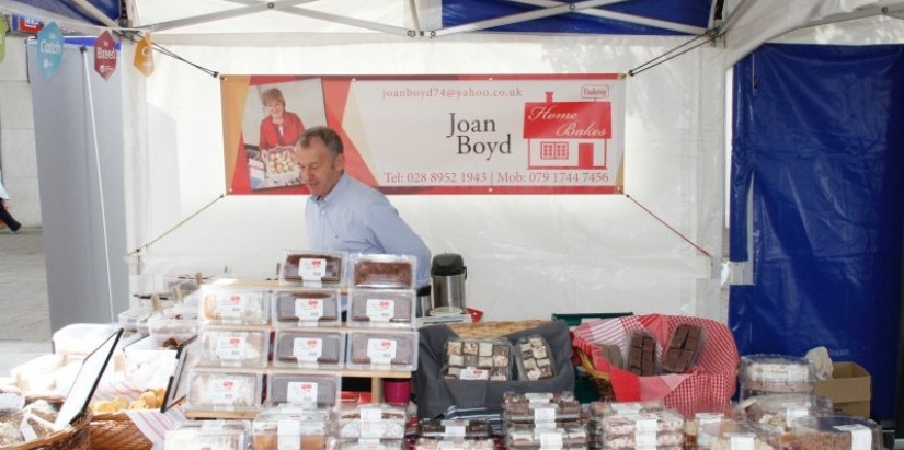 Joan Boyd Home Bakes