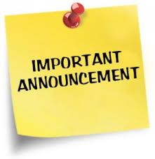 Membership Update Covid-19