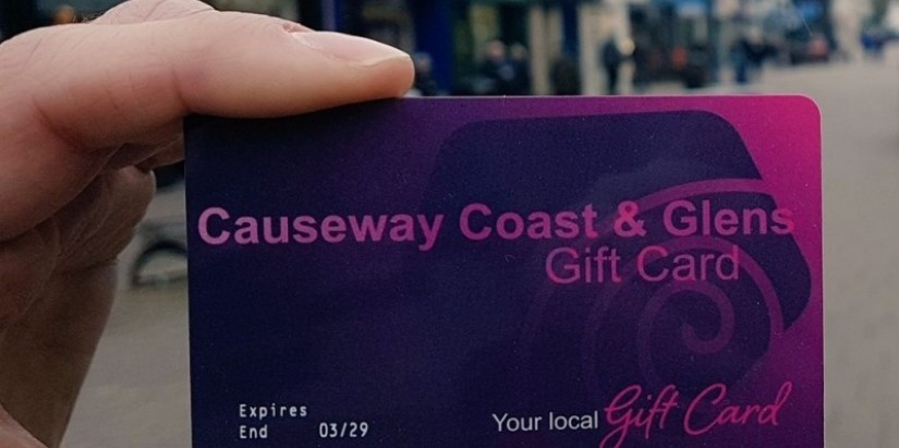 Causeway Coast & Glens Gift Card