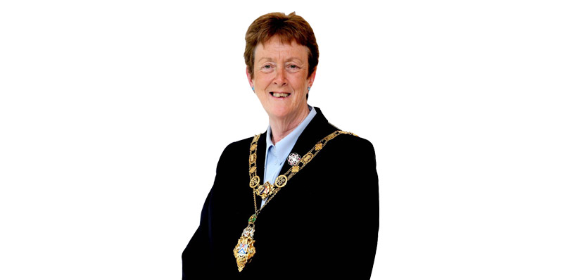 Councillor Joan Baird