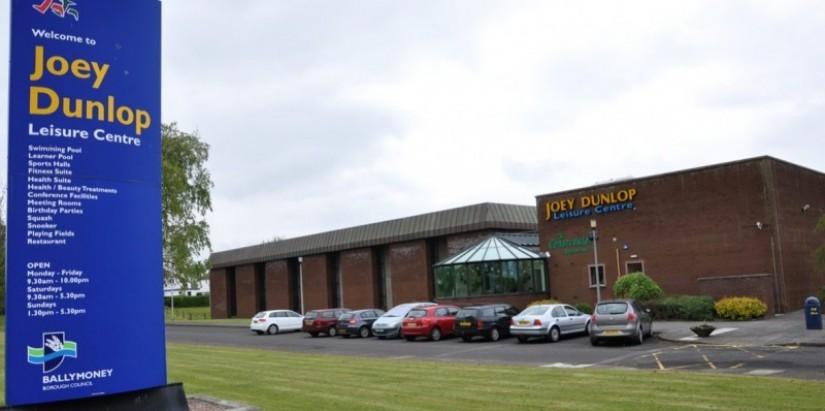 Joey Dunlop Leisure Centre