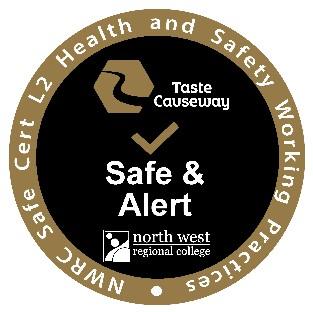 safe and alert