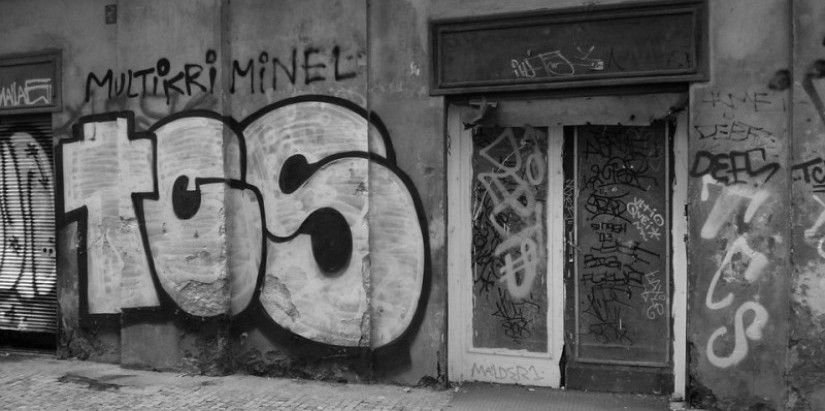 Fly Posting and Graffiti