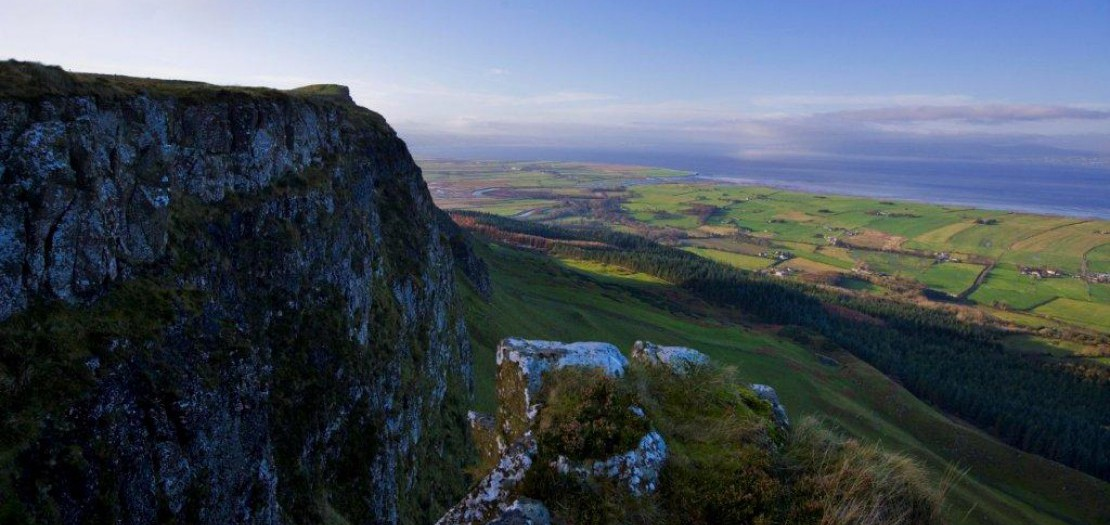 Image of Binevenagh Mountain