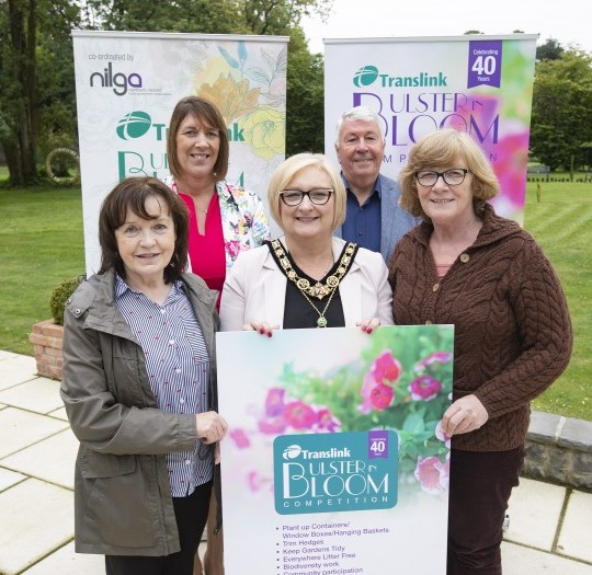 Ulster in Bloom success for Ballymoney and Dungiven