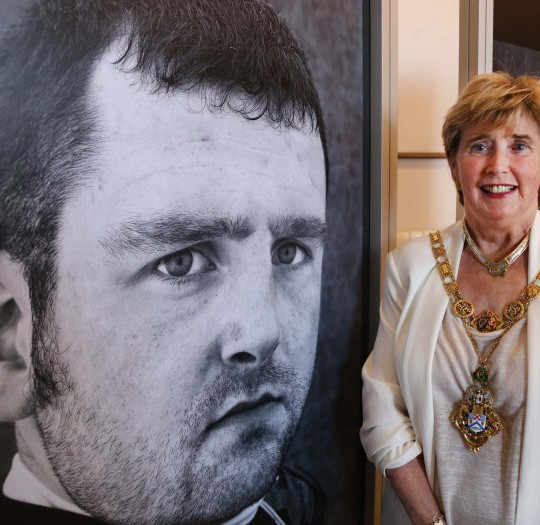 BBC Northern Ireland 'Road Racing People' exhibition opens at Ballymoney Town Hall