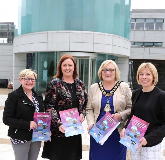 Local Development Plan Preferred Options Paper launched