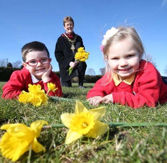 Enjoy a fantastic day of festival fun at Ballymoney Spring Fair