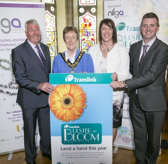 Coleraine wins best town title for the third successive year