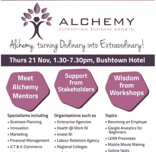 Book your place now at our special business support event