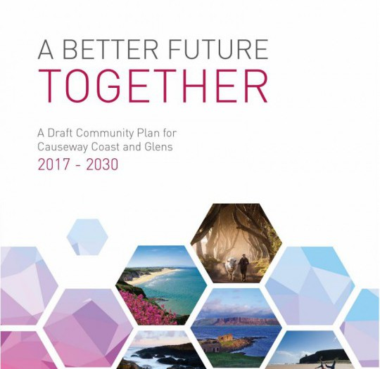 Make your voice heard: the consultation period is now open for a Community Plan for the Causeway Coast and Glens
