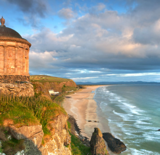 Image of Mussenden Temple