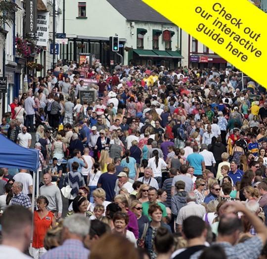 The Auld Lammas Fair returns to Ballycastle