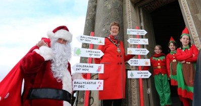 Christmas in Causeway Coast and Glens