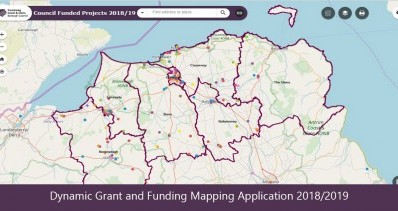 Council Funded Projects 2018/2019
