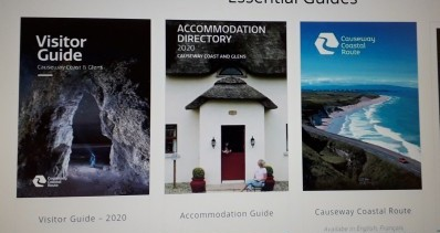 Visitor Guides, maps and itineraries