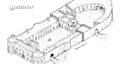 Lissnoure Castle