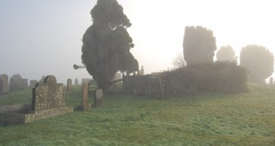 Kilraughts Graveyard