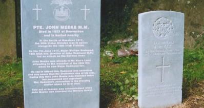 Derrykeighan Graveyard
