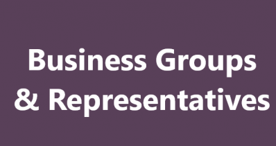 Business Groups & Representatives