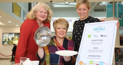 BELFAST CITY AIRPORT OFFERS £30K MARKETING PRIZE TO NI'S 'BEST' FOOD AND DRINK PRODUCT