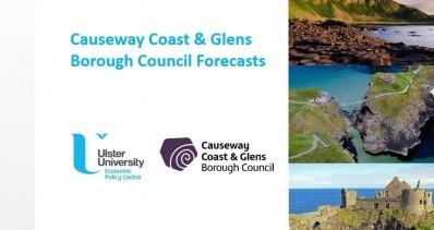 Causeway Coast and Glens Borough Council Forecasts