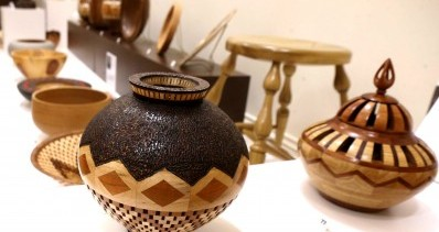 Annual Ulster Woodturners Exhibition and sale