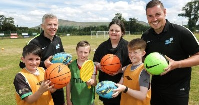 Local sports coaches find winning formula for business success