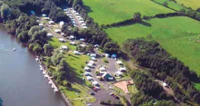 Drumaheglis Marina and Caravan Park