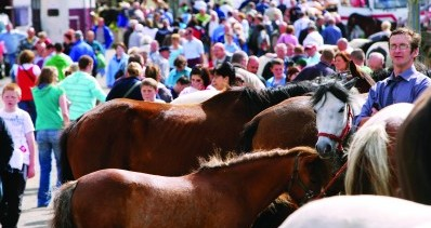 The Ould Lammas Fair, Ballycastle